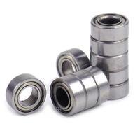 10X MR105 Kugellager MR105ZZ Rillenkugellager Miniatur Ball Bearings 5X10X4mm