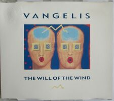 "VANGELIS - 3 TRACKS SINGLE CD ""THE WILL OF THE WIND"""