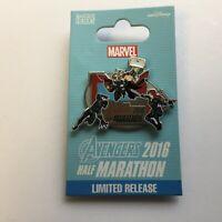 runDisney Avengers 2016 Half Marathon Event Pin Disney Pin 0