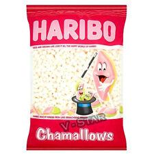 1KG HARIBO MINI MARSHMALLOWS SWEETS ALL WHITE MARSH MALLOWS RETRO KIDS SWEET BAG