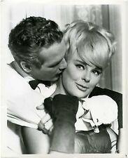 PRIZE 1963 Paul Newman & Elke Sommer 10x8 STILL