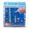 NEW Fashion Chic 9 in 1 Learn Stationery Box Set Pencil Eraser Ruler Sharpener