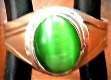 Simulated Cat's Eye Ring (Indonesia)