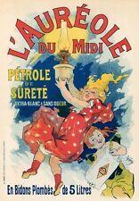 AP118 Vintage 1893 French Singer Eugénie Buffet Advertisement Poster Card A5