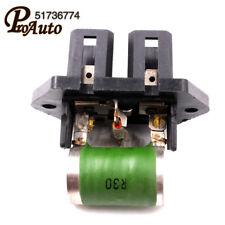 Fiat Electroventilador Soplador Resistor 46723713 para Fiat Punto 188 Panda 169 Ducato 244