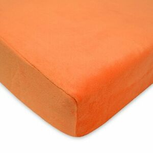 American Baby Company Heavenly Soft Chenille Fitted Crib Sheet for Standard C...