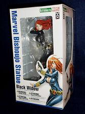 "Marvel Kotobukiya BLACK WIDOW Bishoujo 7"" PVC Statue Figure 1/8 Scale 2009 Rare"