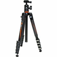 Vanguard VEO 235AB Aluminum 5 Section Tripod with TBH-50 Ball Head - VEO 235AB
