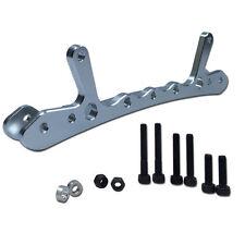 Rear shock brace Silver for 1/5 HPI Baja 5B 5T 5SC