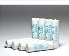 8pcs ETINESAN 3.2V 1500mah lifepo4 1450 AA rechargeable battery toys ect battery