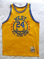 Mitchell Ness M&N Golden State Warriors Authentic All Star Rick Barry Jersey 54