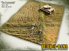 NEW Diorama Countyside Table Mat for King Country Britains First Legion 1:32