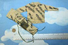 Dragon 1:6TH escala Segunda Guerra Mundial Us Army Aerotransportado Túnica & Trousers CB30624