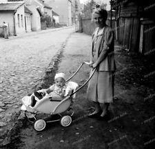 Allenstein-Olsztyn-Ermland-Masuren-ostpreussen-1939-Architektur-Frau kind-9