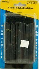 4 Inch Fin Tube Insulators High Tensile Fence HT4FTI25 ZAREBA 25 Pack New
