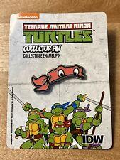 Con Exclusive IDW Teenage Mutant Ninja Turtles Enamel Pin - Raphael NEW