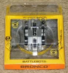 HEXBUG BATTLEBOTS PUSH STRIKE BRONCO (New In Package)