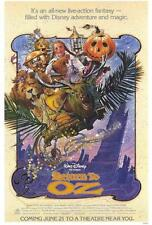 Return to Oz Movie POSTER 27 x 40 Fairuza Balk, Nicol Williamson A, LICENSED NEW
