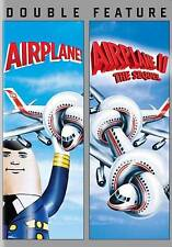 Airplane / Airplane II: The Sequel (DVD, 2013, 2-Disc Set) - NEW!!