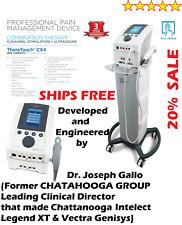 Roscoe Medical Intensity Cx4 E Stim 4 Ch Ultrasound Cart Chattanooga Upgrade