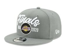 Official 2020 NBA Finals Los Angeles Lakers New Era 9FIFTY Snapback Hat