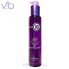 IT'S A 10 (Silk Express, Smoothing Balm, Natural, Botanical, Straightener, 5oz)