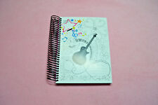 GIRL SCOUTS New Spiral-Bound JOURNAL I Love Music POST IT NOTES RARE Band