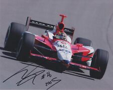 2X Indianapolis 500 Winner DAN WHELDON Signed 8 X 10 Indy Race Photo
