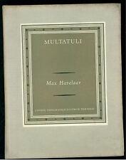 MULTATULI MAX HAVELLAR UTET 1965 SCRITTORI STRANIERI XI - 272