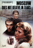 Moscow does not believe in tears Menshov movie poster