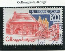 TIMBRE FRANCE OBLITERE N° 2196 COLLONGES LA ROUGE
