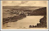 Güntersberge Sachsen-Anhalt Postkarte ~1920/30 Gesamtansicht ungelaufen