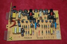 STUDER RECORD AMPLIFIER PCB FOR REVOX B77 # 1.177.238