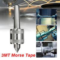 Lebendig Zentrum MT3 CNC Drehbank Morse Taper #3 Triple Ball Lager