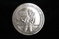 Boris Becker aus Leimen 6.7.86 Sieg in Wimbledon Medaille Plakette