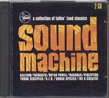Sound machine - GALLIANO INCOGNITO MARXMAN URBAN SPICES 2 CD 1994 NEAR MINT