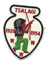OA Lodge Tsalagi A2 1994 Anniv. Issue Cherokee Council Merged 1994 [Y766]