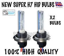 Nuevo H7 Xenon HID Kit Bombillas 35W BASE DE METAL AUDI BMW MERCEDES SEAT VW GOLF FORD