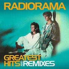 Italo CD Radiorama Greatest Hits and Remixes 2CDs