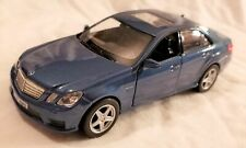 "RMZ City - 5"" Scale Model Mercedes-Benz E 63 AMG Blue (BBUF555999BL)"