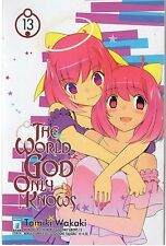 STAR COMICS THE WORLD GOD ONLY KNOWS VOLUME 13