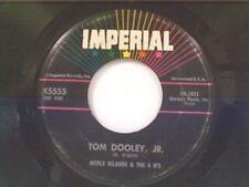 "MERLE KILGORE ""TOM DOOLEY JR / HANG DOLL"" 45"