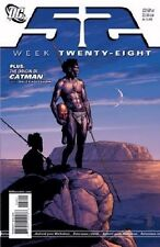 DC 52 Week 28 Catman origin Batwoman NM+ & #29 Last Days of the JSA NM/MT