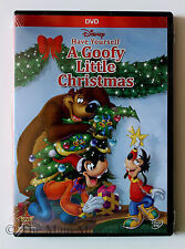 Disney Channel Goof Troop Have Yourself a Goofy Little Christmas Holiday DVD