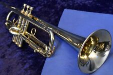 "1931 Conn 2B ""New World Symphony"" (Stenberg Engraved) Trumpet w/Case, Mpc"