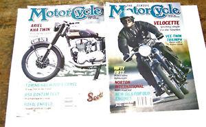 The Classic Motorcycle Magazine Zeitschrift  1992