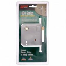 Lane 1000 2 Lever Mortise Lock Satin Chrome  L001000-FREE POST IN AUST! 05310220