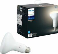 Philips Hue White BR30 Bluetooth Smart LED Bulb - White