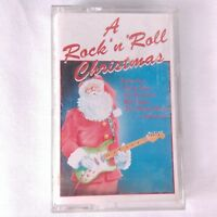 Christmas Music Cassette A Rock N Roll Christmas 1994 Compilmation