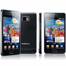 Samsung Galaxy S2 GT-I9100 8MP 16GB Android Mobile Smartphone Black Unlocked